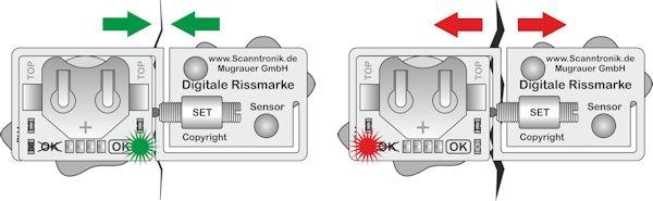 scanntronik mugrauer gmbh digitale rissmarke. Black Bedroom Furniture Sets. Home Design Ideas